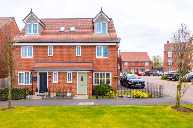4 bed semi-detached house for sale in Mulberry Close, Ormskirk L39