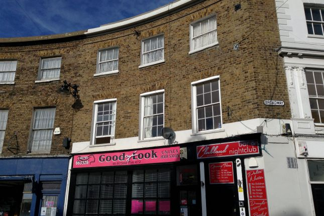 Thumbnail Flat for sale in 3 Clocktower Crescent, Sheerness