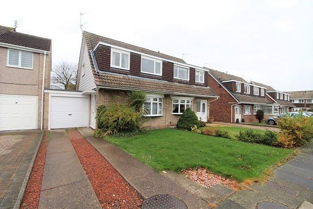 Thumbnail Semi-detached house to rent in Osprey Drive, Blyth