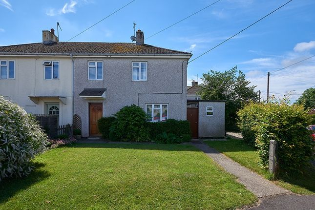 3 bed semi-detached house for sale in Liddiards Green, Ogbourne St George, Wiltshire