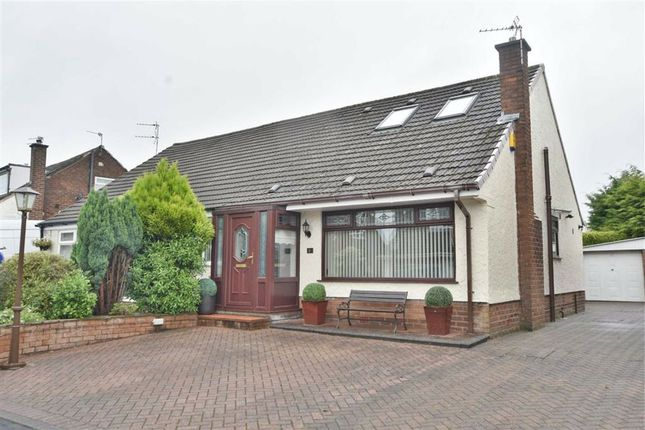 Thumbnail Semi-detached bungalow for sale in Belmont Avenue, Atherton, Manchester
