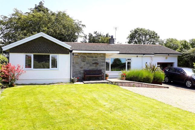 Thumbnail Bungalow for sale in Flemish Close, St. Florence, Tenby
