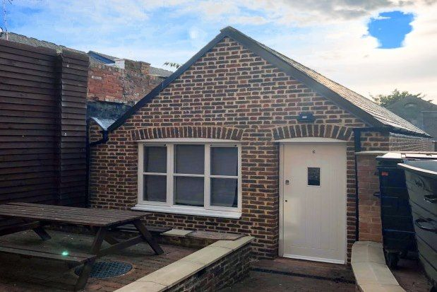 2 bed bungalow to rent in 20 Blackfriars Road, King's Lynn PE30