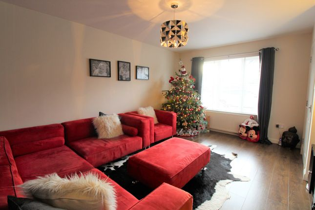 Thumbnail Semi-detached house for sale in Skene View, Westhill, Aberdeen