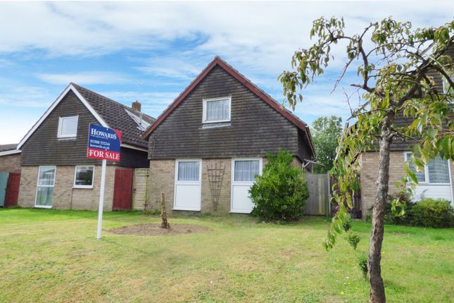 Thumbnail Detached house for sale in Glebe Close, Long Stratton