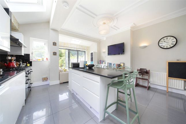 4 bed terraced house for sale in Honeybrook Road, Clapham South, London