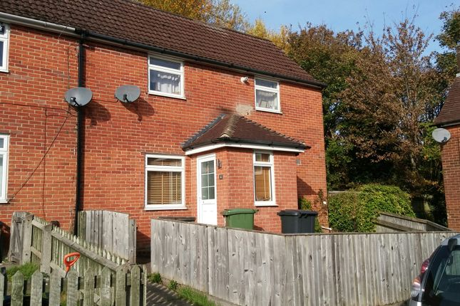 Thumbnail Semi-detached house to rent in Wykeham Place, Stanmore, Winchester, Hampshire
