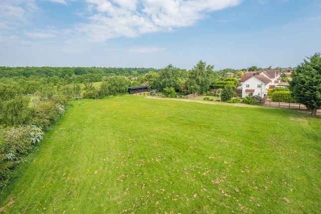 Thumbnail Land for sale in Assington, Sudbury, Suffolk