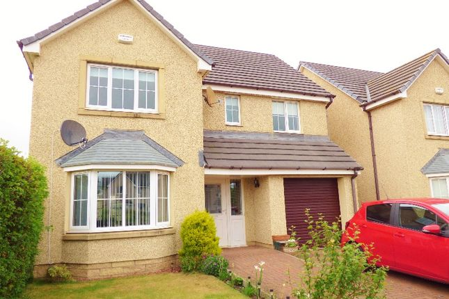 Thumbnail Detached house to rent in Laidlaw Gardens, Tranent, East Lothian