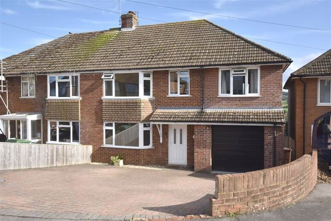 Thumbnail 4 bed semi-detached house for sale in Valley View, Tilsdown, Cam