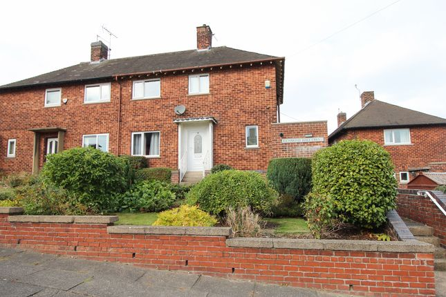 Thumbnail Semi-detached house to rent in Richmond Hall Crescent, Sheffield