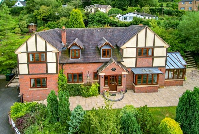 Thumbnail Detached house to rent in Woodbury House, 2 Westfields, Hazler Road, Church Stretton