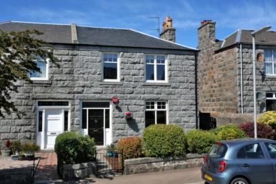 Thumbnail Semi-detached house to rent in Deemount Road, Aberdeen