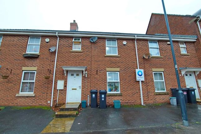 4 bed terraced house to rent in Wright Way, Stoke Park, Bristol BS16