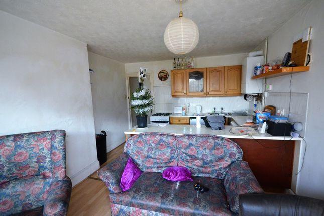 Thumbnail Flat to rent in Bartram Road, Brockley, London
