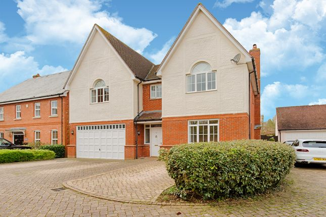 Thumbnail Detached house for sale in The Shearers, Thorley, Bishop's Stortford