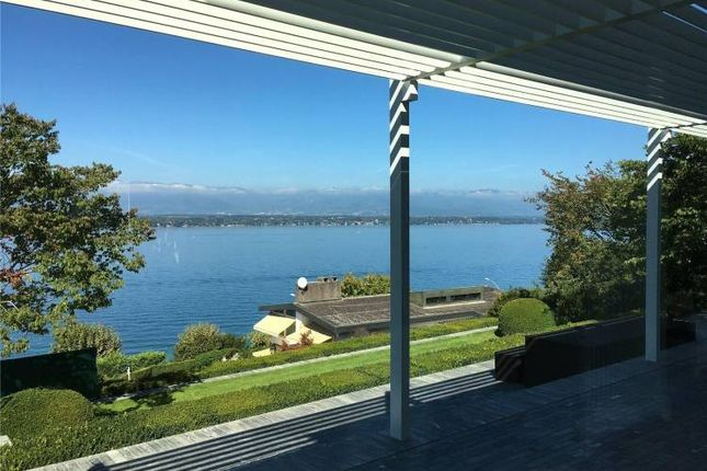 Thumbnail Villa for sale in Villa With View, Cologny, Geneva, Switzerland