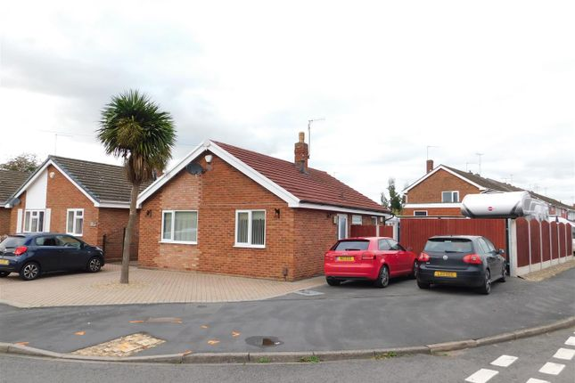 Thumbnail Detached bungalow for sale in Audley Drive, Kidderminster