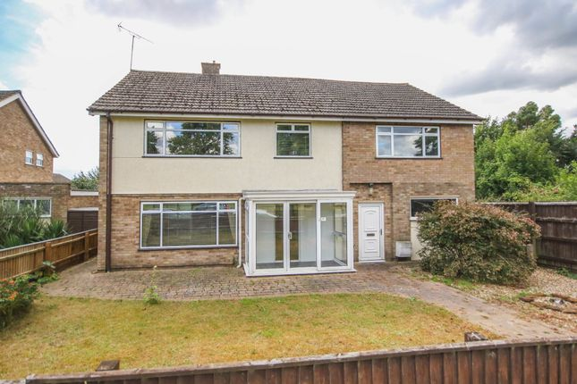Thumbnail Detached house for sale in Old Station Road, Newmarket