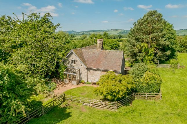 Thumbnail Detached house for sale in Brookhampton, Much Wenlock, Shropshire
