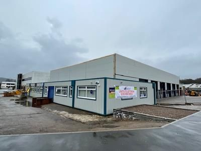Thumbnail Light industrial to let in Unit 6 Sir Alfred Owen Way, Pontygwindy Industrial Estate, Caerphilly