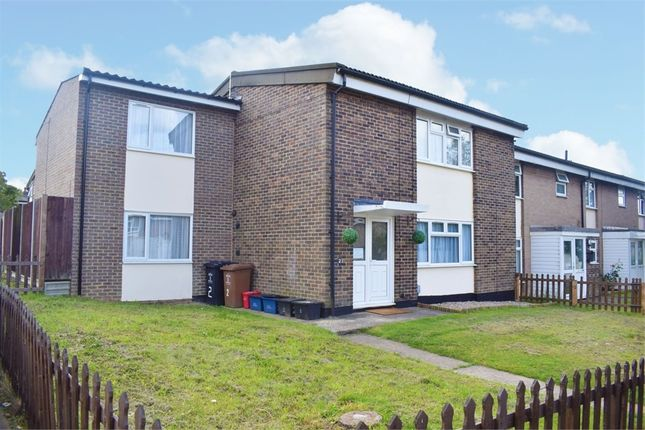 Thumbnail End terrace house for sale in Shephall View, Stevenage, Hertfordshire