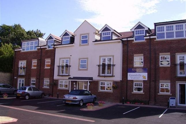 Thumbnail Flat to rent in Cleveland Terrace, Darlington