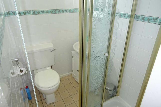 Shower Room: of Chalet, 61, Erw Porthor, Tywyn, Gwynedd LL36