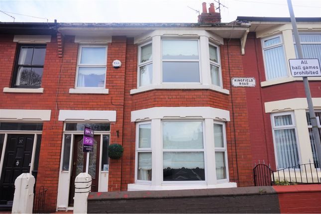Thumbnail Terraced house for sale in Kingfield Road, Liverpool