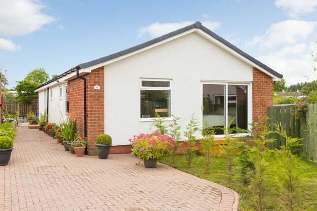 Thumbnail Detached bungalow for sale in 38 Marchbank Gardens, Balerno