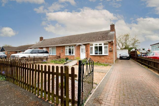2 bed semi-detached bungalow for sale in Oliver Close, Ramsey, Huntingdon PE26