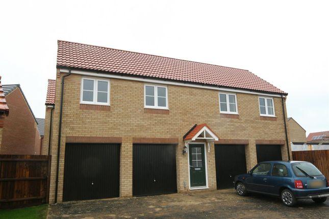 Thumbnail Flat to rent in Main Road, Barleythorpe, Oakham