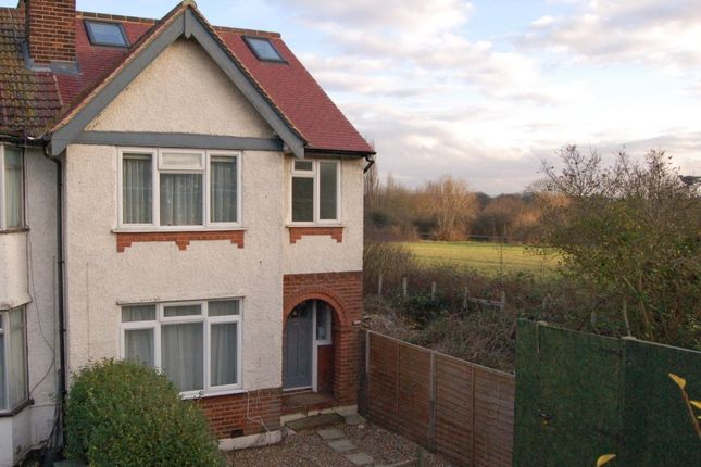 4 bed semi-detached house for sale in Greenford Road, Greenford, Middlesex