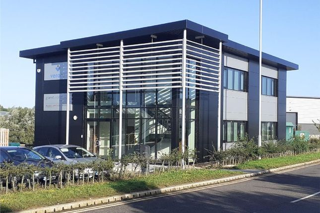 Thumbnail Office to let in Ground Floor St James' House, Flaxley Road, Kingston Park, Peterborough, Cambridgeshire