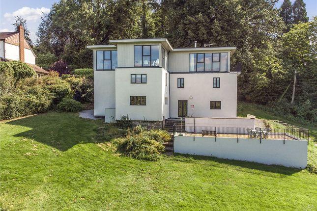 Thumbnail Detached house for sale in Oakridge Lane, Winscombe, Somerset