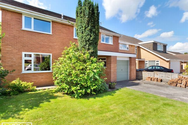 Thumbnail Detached house for sale in Hill School Road, St. Helens