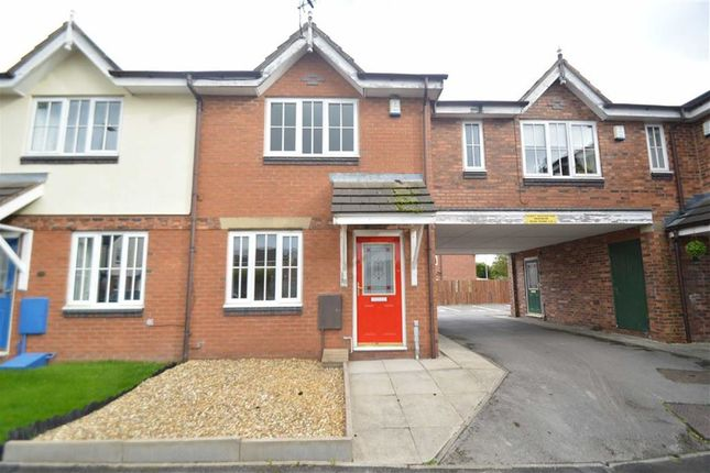 Thumbnail Town house to rent in The Grove, Oswaldtwistle, Accrington