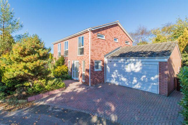 Thumbnail Detached house for sale in Dagnalls, Letchworth Garden City