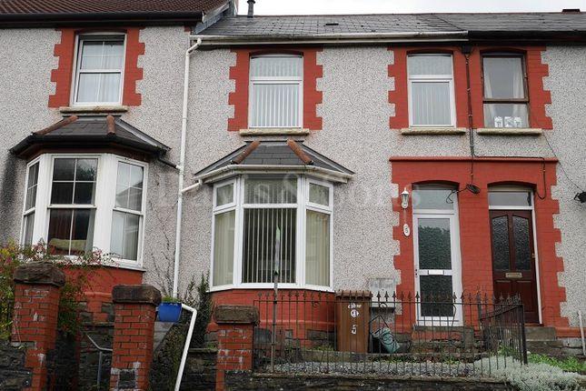Thumbnail Terraced house for sale in Pioneer Terrace, Cwmfelinfach, Ynysddu, Newport.