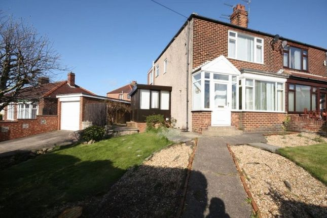 Thumbnail Semi-detached house to rent in Park Road, Brotton, Saltburn-By-The-Sea
