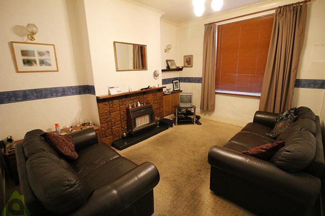 Lounge of Selwyn Street, Leigh WN7