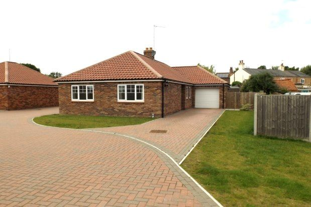 Thumbnail Bungalow to rent in Terrington St. Clement, King's Lynn