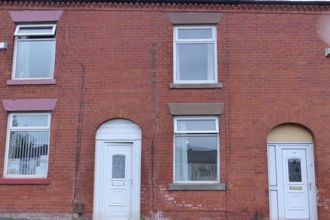 Thumbnail Terraced house to rent in Victoria Street, Chadderton, Oldham