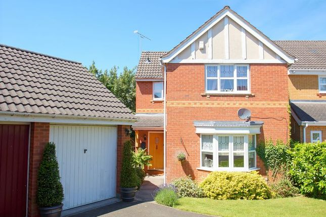 Thumbnail Detached house for sale in Gisburn Close, Brockhill, Redditch