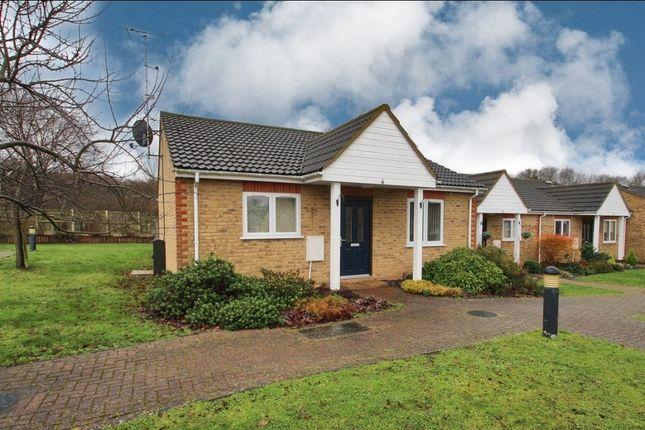2 bed bungalow for sale in Heaver Court, Brickfield Farm Close, Longfield, Kent DA3