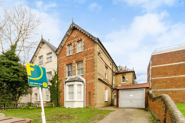 1 bed flat to rent in Manor Road, Wallington SM6