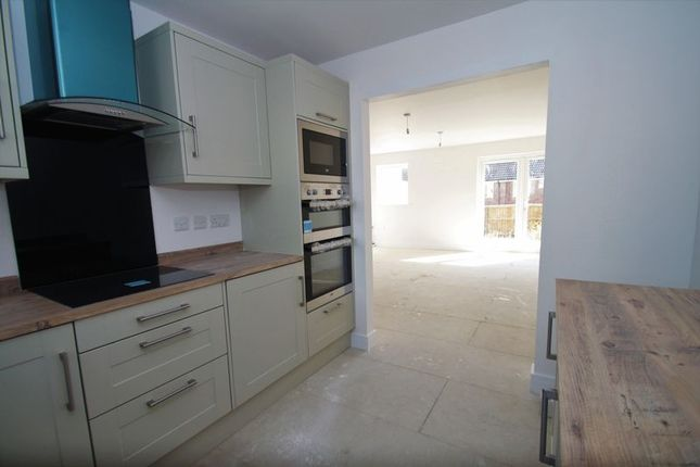 Thumbnail Terraced house for sale in Tayberry Close, Newport