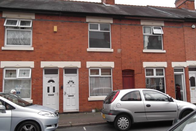 Thumbnail Terraced house to rent in Sawley Street, Leicester