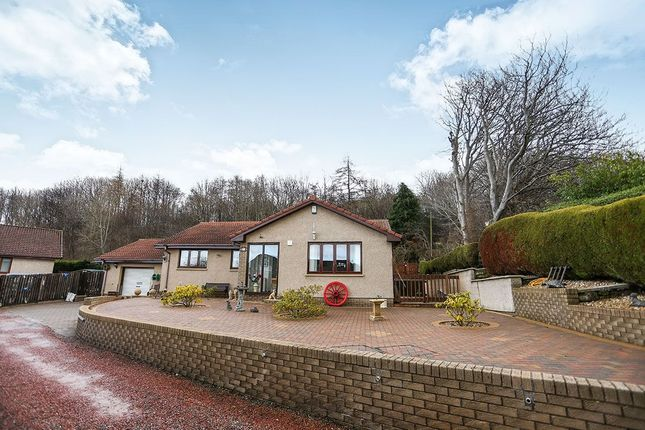 Thumbnail Bungalow for sale in Barley Court, Easthouses, Dalkeith