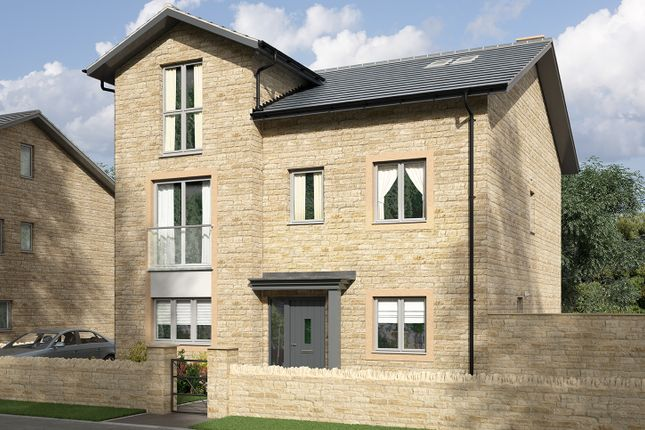 "Thumbnail Detached house for sale in ""The Candese"" at Beckford Drive, Lansdown, Bath"